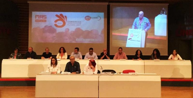 Constituida la nueva federación de Servicios, Movilidad y Consumo de UGT en Madrid