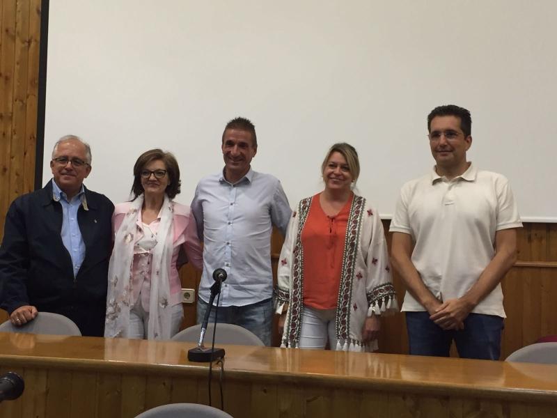 Manuel Antón Mijares, secretario general de la nueva Federación de FeSMC-UGT en Salamanca