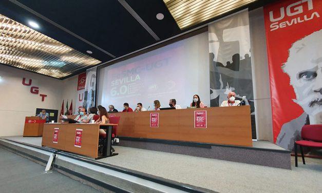 Enrique Julio Jiménez González, elegido nuevo Secretario General del Sindicato Provincial de Servicios, Movilidad y Consumo de UGT Sevilla