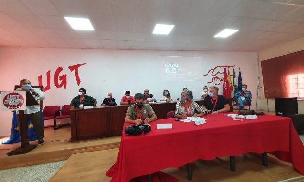 Matías Agrafojo, reelegido como Secretario General de FeSMC-UGT Cádiz